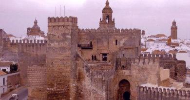 El Alcázar Puerta de Sevilla Carmona, única puerta que quedó en pie tras en terremoto de Carmona de 1504