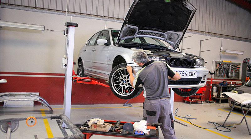 Taller de reparación de vehículos SIAUTO